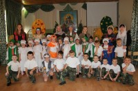Праздник Покрова для малышей