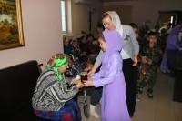 С «Корзиной щедрости» в Дом престарелых