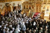 """Праздник Покрова Пресвятой Богородицы в """"Умилении"""""""