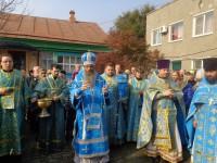 Престольный праздник Урюпинского храма