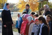 Праздник Покрова в х. Ветютнев