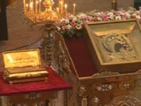 В Волгоград доставлены мощи Феофана Затворника