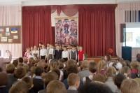 Праздник Покрова Пресвятой Богородицы в школе