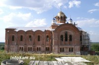 Монастыри и церкви... Вспоминая художника Павла Лефтора