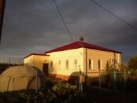 В храме 40 Севастийских мучеников освятили колокола