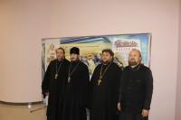 Иерей Аркадий Власов принял участие в Димитриевских чтениях