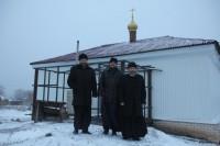 Владыка Иоанн посетил Покровский молитвенный дом