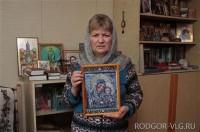 Чудотворная икона Богородицы спасла волгоградку от смерти