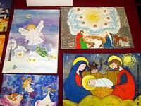 Предрождественский конкурс рисунка