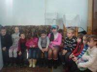 Начало работы воскресной школы