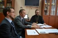 Заседание в ВГСПУ