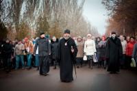 Традиционный крестный ход в Волжском благочинии