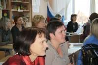 Участие в Областном семинаре