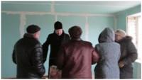 Встреча с инициативной группой общины х. Захаров