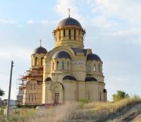 Храм праведного Иоанна Кронштадтского