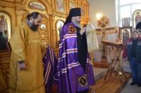 Владыка Иоанн посетил поселок Эльтон