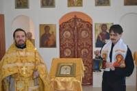 Вифлеемский огонь в Калачёвской епархии