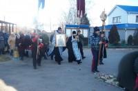 В храм Святого Иоанна Кронштадтского прибыли святыни