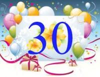 Поздравление настоятеля прихода с 30-летием!