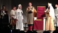 Спектакль молодёжного театра Богоявленского прихода