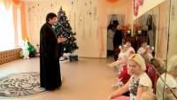Подарки прихожан воспитанникам дома ребёнка
