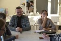 Молодёжный диалоговый клуб «Сфера» в Волгограде