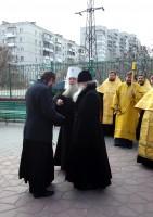 В Волгоград прибыли святыни
