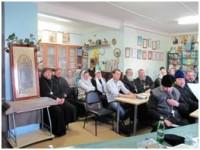 Участие в работе секции «Современная воскресная школа»
