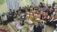 Новогодний праздник в детском саду «Светлица»