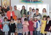 День Матери у малышей воскресной школы «Умиление»