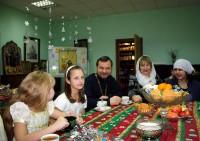 Рождество Христово в Камышинском храме