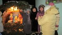 Рождество Христово в станице Клетской