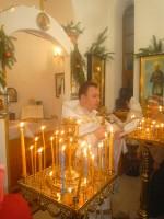 Рождество Христово в храме