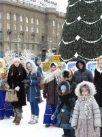 Волгоградцы за сутки совершили рождественское чудо
