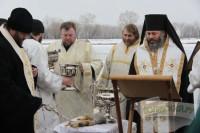 Волгоградская область отмечает Крещение Господне