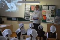 Классный час в Православной гимназии «Умиление»