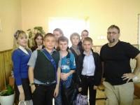 «День православной книги» в п. Кирова