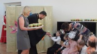 В детском доме Камышина прошёл пасхальный праздник