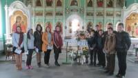 Экскурсия-беседа при храме