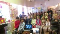 Открытие Пасхальной выставки в станице Клетской