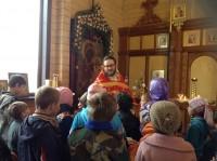 Экскурсия в храм Святой Троицы