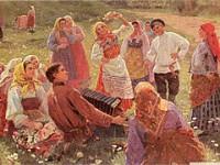 Красная горка: приметы, традиции и обычаи
