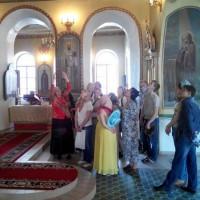 Экскурсия «История камышинских храмов»