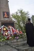 В память о погибших воинах