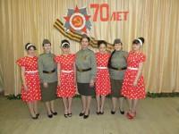 Праздничный концерт в станице Распопинская