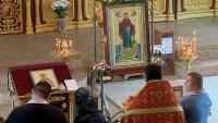 Пребывание иконы «Экономиссы» в Волгограде продлено