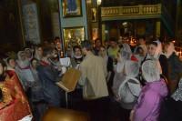 Волгоград встретил афонскую святыню