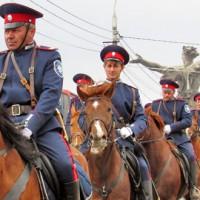Казачий поход из Волгограда в Севастополь