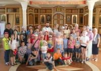 Экскурсия и поход для воскресных школ