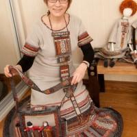 Встречи с московскими художниками по текстилю